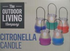 Vela CITRONELA con LED que cambia de color para el jardín (CA185006)
