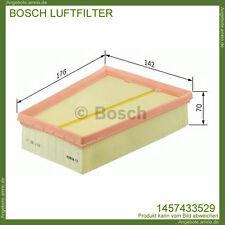 BOSCH LUFTFILTER OPEL VIVARO J7 F7 E7 2.0 ECOTEC 16V RENAULT ESPACE IV JK0/1 2.0