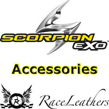 SCORPION Recambio Claro Pinlock Lente Inserto para SCORPION EXO 900/ 910 Casco