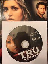 Tru Calling - Season 1, Disc 3 REPLACEMENT DISC (Not Full Season)