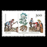 Germany 1997 - Anniversary of the Potato Production in Germany - Sc 1978 MNH
