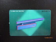 O-2892 aus 1994 , geze sicherheitstechnik,  kunst ,1500er,   voll
