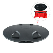 "16 3/4"" x 8'' Hatch Cover Deck Plate& Waterproof Bag For Marine Canoe Boat Kayak"