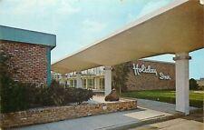 Bowling Green OH~Covered Walkway Thru Holiday~Calhoun~Hyduke~Workman~Hwy 6~1960s