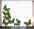 giamaicano Tenda Farfalle con bandiera