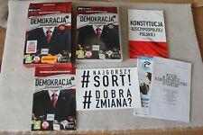 DEMOKRACJA DEMOCRACY 3 [PC] POLISH COLLECTOR'S EDITION BOX