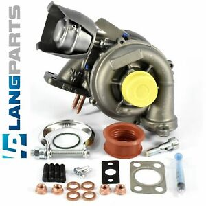 Turbolader  Ford Focus C-Max 1.6 TDCi 80 kW 109 PS DV6TED4 753420 3M5Q-6K682-AE