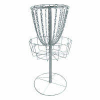 Titan Disc Golf Catcher Basket Target Portable Steel Chain Practice Frisbee | V2