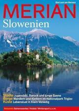 MERIAN Reisemagazin SLOWENIEN 2005