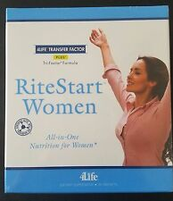 4LIFE ** RiteStart WOMEN TRI-FACTOR FORMULA **(1 BOX) 30 PACKETS *FREE SHIPPING