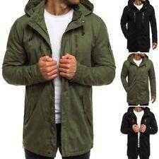 Abrigos y chaquetas de hombre 100% algodón