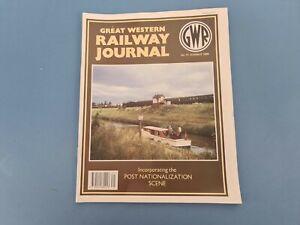 Great Western Railway Journal - No 31 Summer 1999