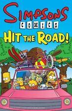 Simpsons Comics Hit the Road! Simpsons Comic Compilations