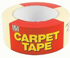 CARPET TAPE DOUBLE SIDED MULTI-PURPOSE STRONG ADHESIVE TAPE HEAVY DUTY48mm x 25M
