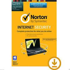 Windows Antivirus/Internet Security Computer Software