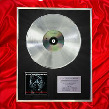 THE ALMIGHTY POWERTRIPPIN' CD PLATINUM DISC PLATED TO SAME STANDARD AS RIAA !!