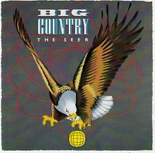 BIG COUNTRY : THE SEER / CD (MERCURY RECORDS 826 844-2)