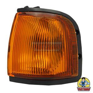 LH Indicator Corner Lamp/Light Amber Ford Courier PE 1/99-10/02 Ute