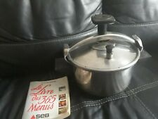 Cocotte Minute Seb 4,5 Litres Inox Induction