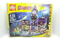 Lego Scooby-Doo Mystery Mansion (75904) Complete w/ box & instructions -open box