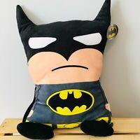 "Batman Plush Stuffed Toy DC Comics 16"" New with Tag"