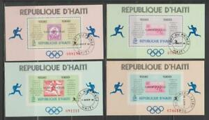 HAITI  STAMPS 1969 OLYMPIC MARATHON WINNERS STAMP OF HOST COUNTRY MNH - MISC772