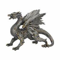 SWORDWING 20.5cm Dragon Gothic Fantasy Ornament Figurine Nemesis Now - FREE P+P