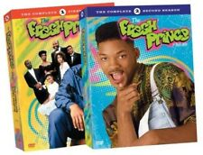 The Fresh Prince Of Bel-Air: Season 1-2 [New DVD] Shrink Wrapped, 2 Pack, Back