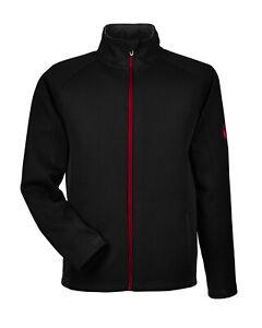 NEW Spyder Men's Constant Full-Zip Sweater Fleece Active Jacket, S-3XL, 5 Colors