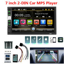 7 inch Dual-DIN 1080P Car SUV MP5 Player Phone Reversing Image 7090s Mirror Link