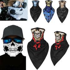 Outdoor Sport Ghost Skull Mask Balaclava Ghost Skeleton Full Face Mask Halloween