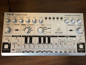 Behringer TD-3-SR Analogue Bassline Synth