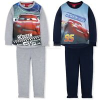 Disney Cars Boys Tracksuit Outfit Jogging Clothes Sport Set Tracksuit 2-8 Years