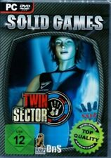 Solid Games - Twin Sector - PC - Neu / OVP