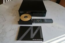 Meridian 586 CD/DVD Super Clean with Remote and Manual