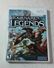 TOURNAMENT OF LEGENDS *WII* *UNTESTED*