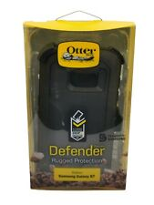 OtterBox Defender Series Rugged Protection for Black Samsung Galaxy S7 w/Holster