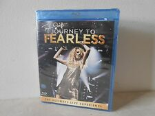 Taylor Swift: Journey to Fearless (Blu-ray Disc, 2012) Damage case