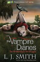 The Vampire Diaries: The Awakening: Book 1, J Smith, L , Acceptable | Fast Deliv