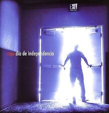 Dia De Independencia CD Grupo Rojo Musica Cristiana Rock NEW