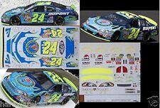 NASCAR DECAL #24 DEPT. of DEFENSE 2007 MONTE CARLO JEFF GORDON COCA COLA 600