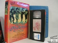 The Three Musketeers VHS RARE LARGE CASE 1984