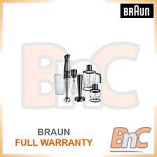 Handheld Blender BRAUN MQ9047 1000W  Electric Mixer Smoothie Maker Kitchen