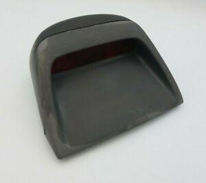 1997 97 Acura CL Third 3rd Brake Light Rear Lamp Red Lens Gray Housing Stock OEM