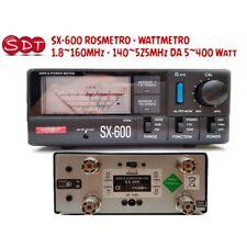 Sx-600 Swr-Messgerät - Leistungsmesser 1.8 ~ 160mhz - 140 ~ 525mhz da 5 ~