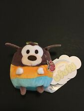 Disney Store Ufufy Goofy Plush, 6 inch, New With Tags