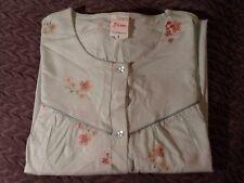 chemise de nuit ELiane, T 2, Manches Courtes, Ouverture Totale Devant