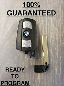2004-2010 BMW 3 / 5 / 7 series | 3B Smart Key w/Comfort Access | OEM Unlocked