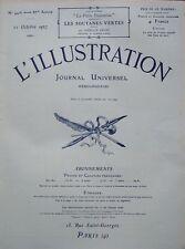 L' ILLUSTRATION No 4416 . 22 octobre 1927 . A travers l' Ethiopie de Menelik .