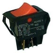 Philmore 30 16867 Dpst On Off 125v Lighted Red Rocker Switch Dpst 20a 125v Ac